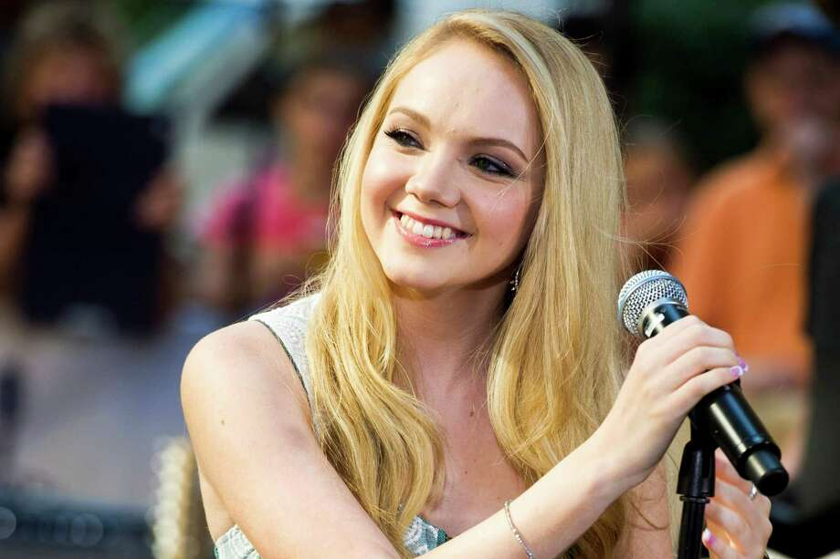 """Country cutie Danielle Bradbery, shown on the """"Today"""" show, took the top prize on the hit NBC  singing competition in June. The then-16-year-old also made show history  when she became its youngest winner. After """"The Voice,"""" she released  her debut, self-titled album. (The following is her debut video.) Photo: Charles Sykes, INVL / Invision"""