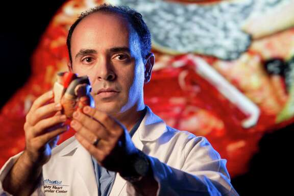 Dr. Basel Ramlawi of Houston Methodist Hospital will lead a national clinical trial to prevent strokes for people who suffer from atrial fibrillation, a common type of irregular heartbeat.