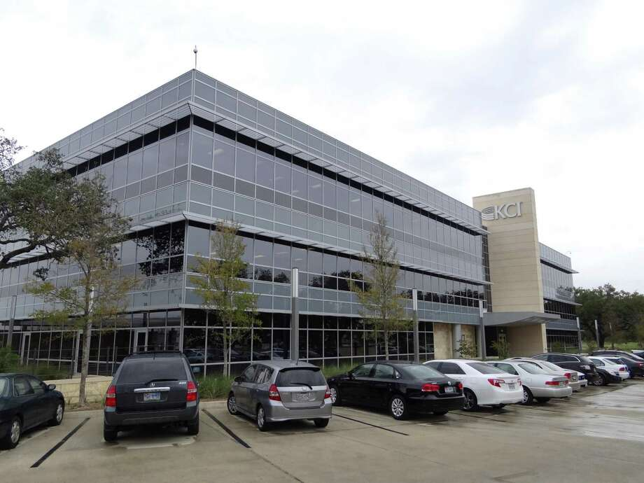 The new headquarters for San Antonio-based Kinetic Concepts Inc. is located at 12930 Interstate 10 West. Photo: San Antonio Express-News