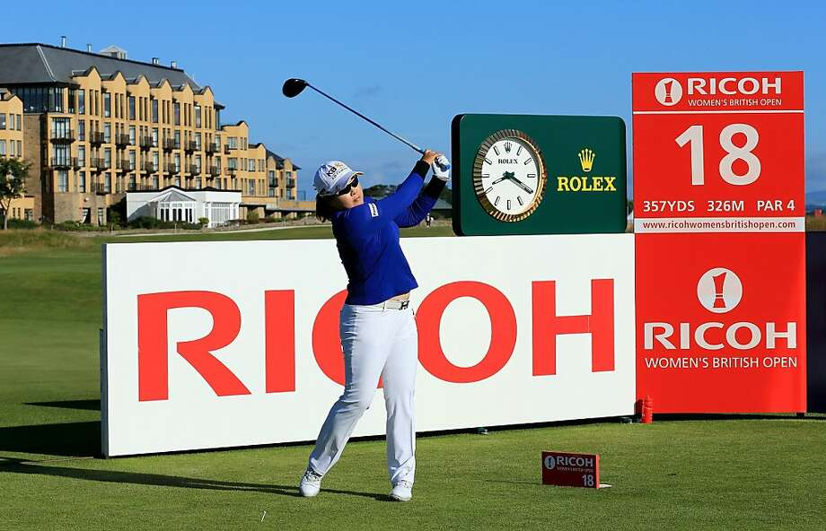 Inbee Park could win her fourth major of 2013 this week at the Women's British Open. Photo: David Cannon, Getty Images