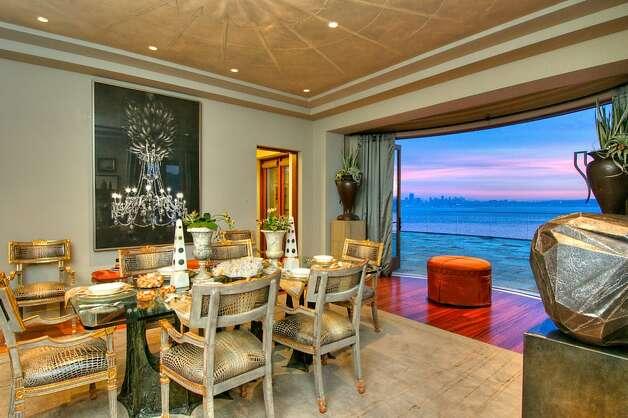 Belvedere estate offers stunning views, innovative design - SFGate