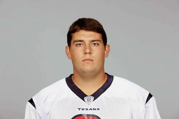 Randy Bullock Houston Texans  2012 NFL photo