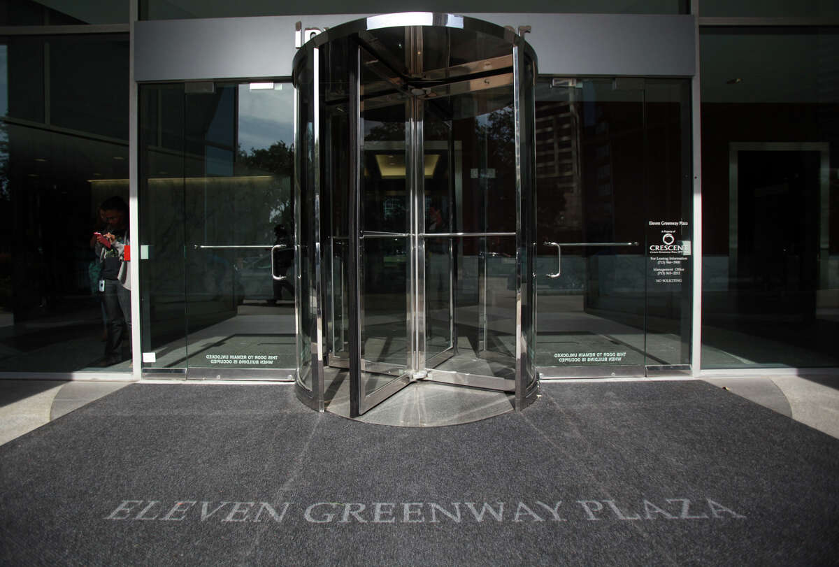 Greenway Plaza, soon to be sold to Atlanta-based Cousins Properties, is a 10-building complex that is 92 percent occupied.