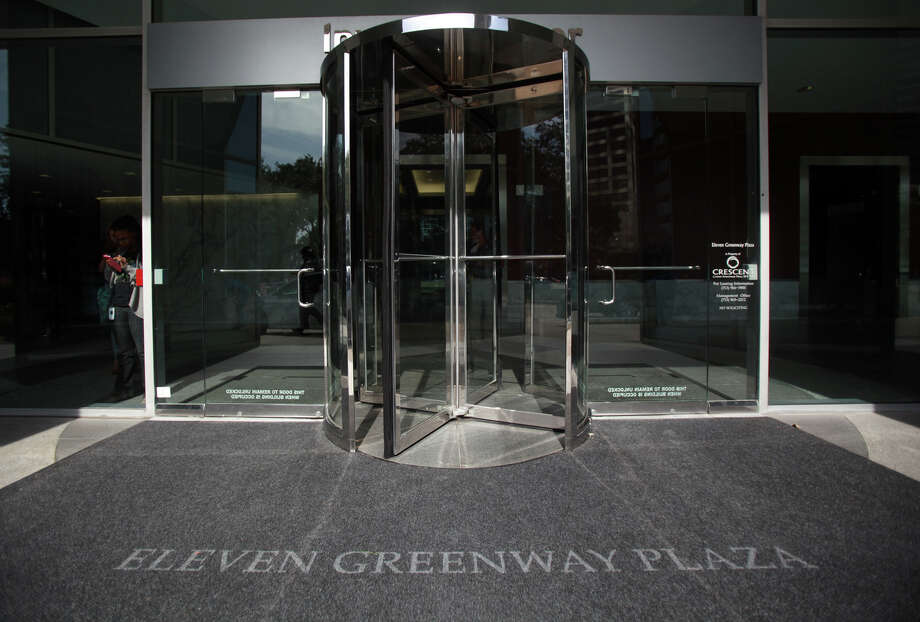 Greenway Plaza, soon to be sold to Atlanta-based Cousins Properties, is a 10-building complex that is 92 percent occupied. Photo: Mayra Beltran, Staff / © 2013 Houston Chronicle