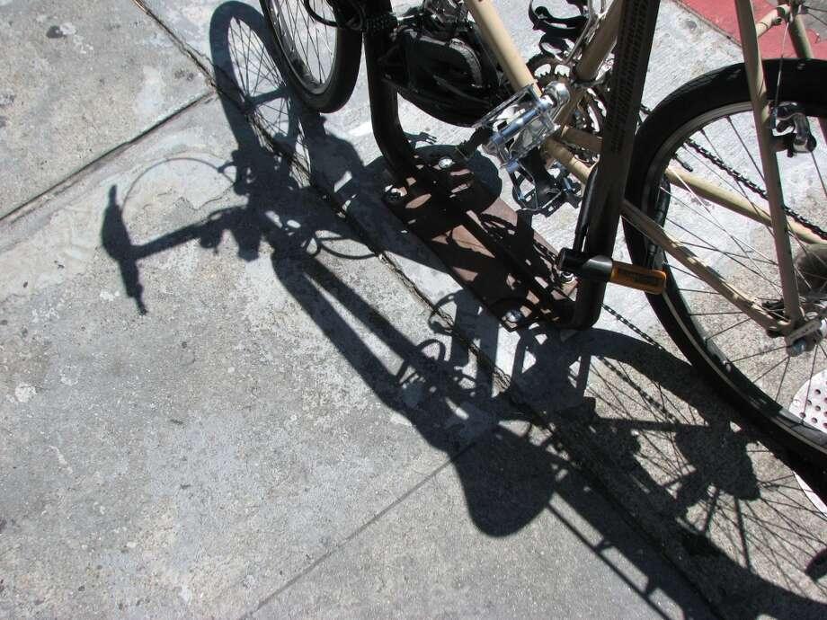Mission St., July 17, 2013; Bike friendly Photo: Will Hearst