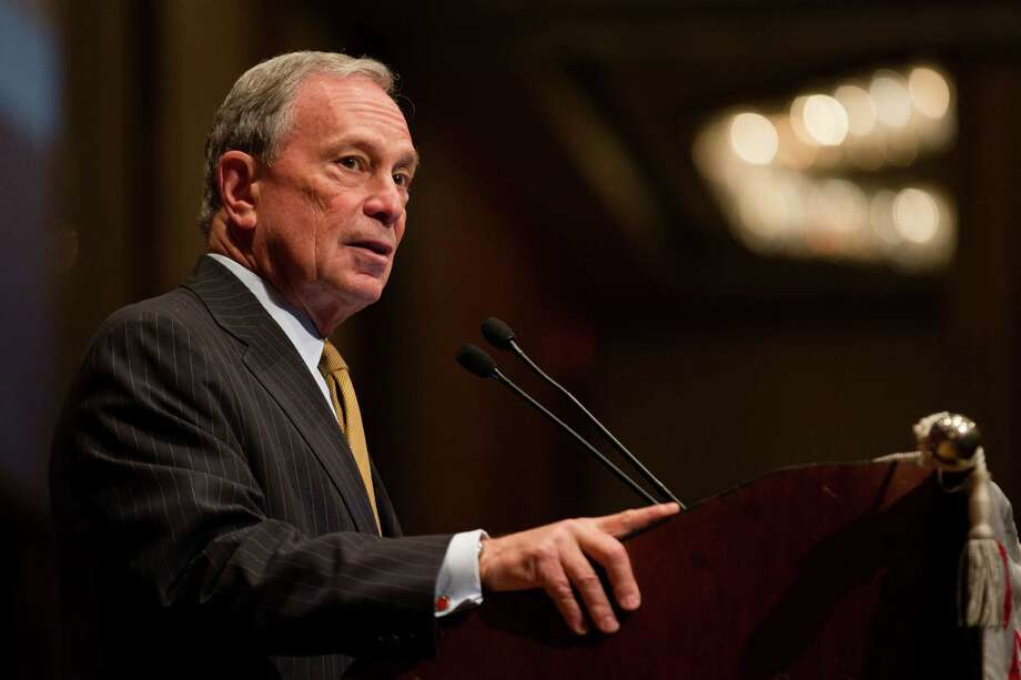 City leaders, including New York Mayor Michael Bloomberg, are setting the pace in many policy areas while the federal government is locked in crippling partisan combat. Photo: John Minchillo, Associated Press / FR170537 AP
