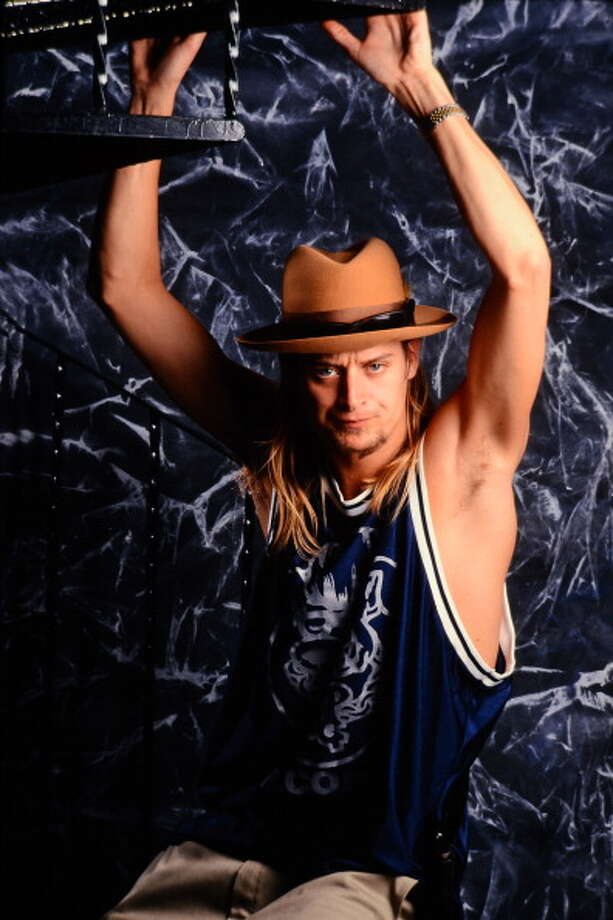 Kid Rock Photo: Larry Marano, Getty Images / 2013 Larry Marano