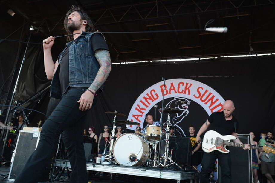 Taking Back Sunday Photo: Daniel Boczarski, Getty Images / 2012 Daniel Boczarski