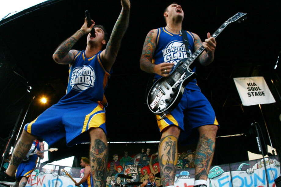 New Found Glory Photo: Tommaso Boddi, Getty Images / 2012 Tommaso Boddi