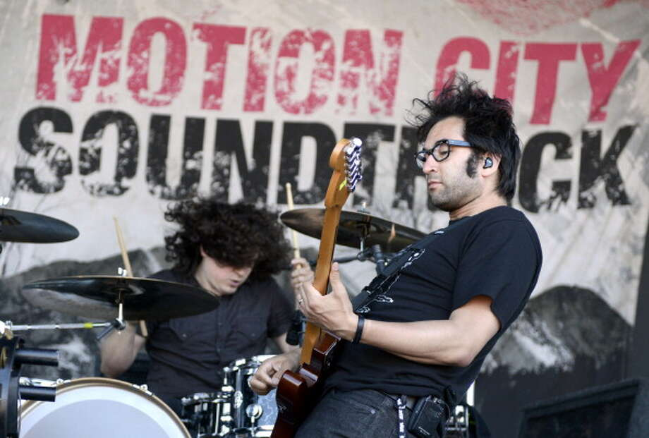 Motion City Soundtrack Photo: Tim Mosenfelder, Getty Images / 2013 Tim Mosenfelder
