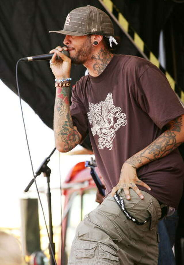 Gym Class Heroes Photo: Jason Squires, WireImage / WireImage