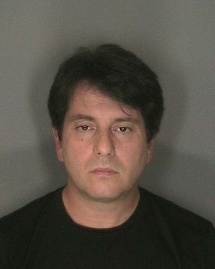 Carlo Sorriento (Albany County Sheriff's Office photo)