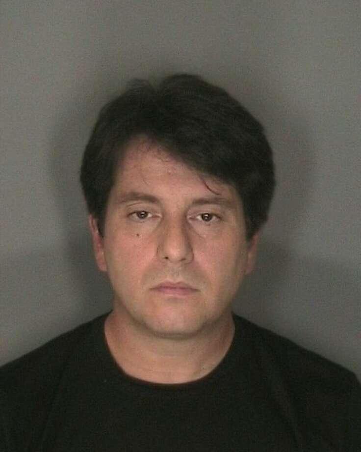 Carlo Sorriento (Albany County Sheriff's Office photo)