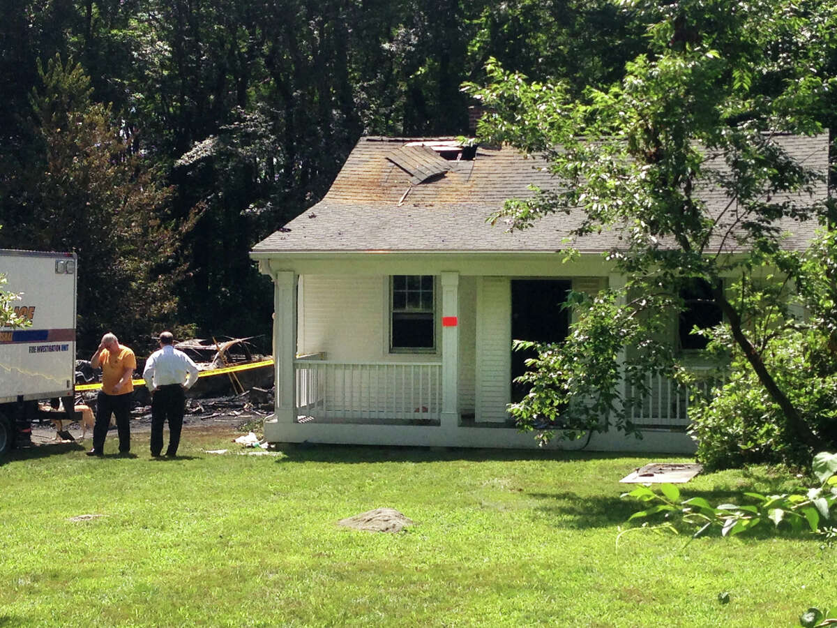An early morning house fire has claimed the life of one person on Davis Road in Seymour, Conn. on Wednesday July 31, 2013. The body, burned beyond recognition, was found inside the garage. The name of the victim or whether the body was male or female has not been determined.