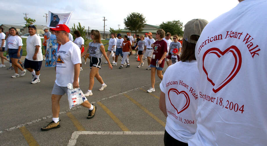 August 24: Heart Walk Kick-Off - The American Heart Association will host its annual event at Nelson Wolff Stadium in preparation for the 2013