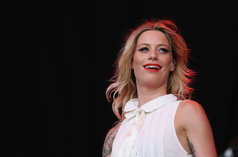 Rock/old-school pop performer Gin Wigmore could be this tour's breakout star. Photo: Sandra Mu, Stringer / 2012 Getty Images
