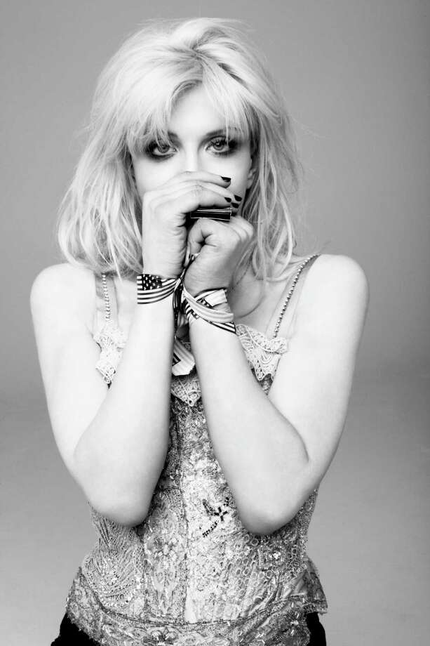 Courtney Love Photo: Anderson Group Public Relations