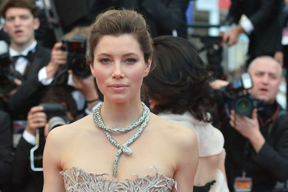Jessica Biel at the Cannes Film Festival in 2013. Photo: ALBERTO PIZZOLI, AFP/Getty Images