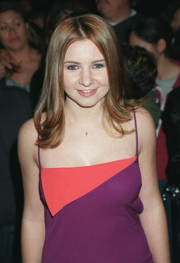 Beverley Mitchell in 2001. Photo: Jason Kirk, Getty Images