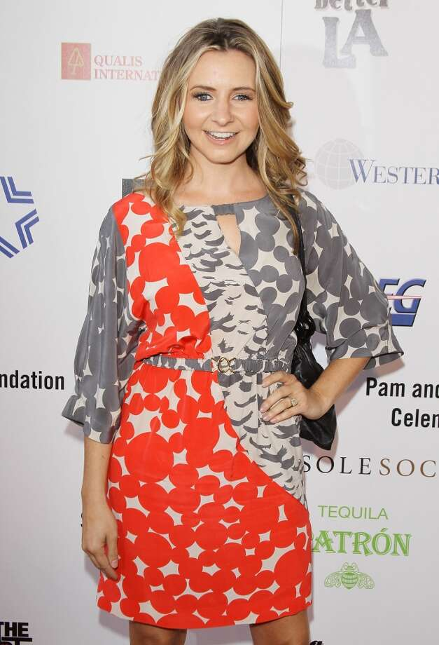 Beverley Mitchell in 2012. Photo: Michael Tran, FilmMagic