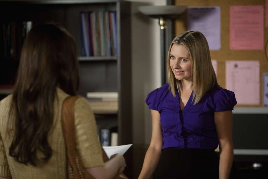 Beverley Mitchell on 'The Secret Life of the American Teenager.' Photo: Randy Holmes, ABC Family Via Getty Images