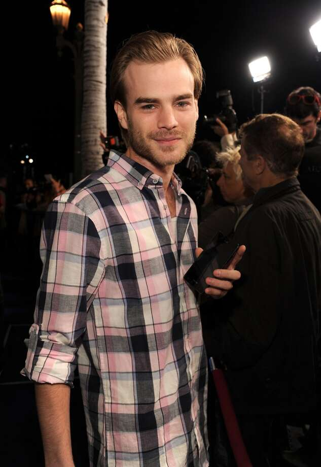 David Gallagher in 2011. Photo: John Sciulli, WireImage