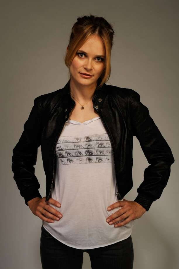 Rachel Blanchard (Roxanne Richardson) in 2010. Photo: Larry Busacca