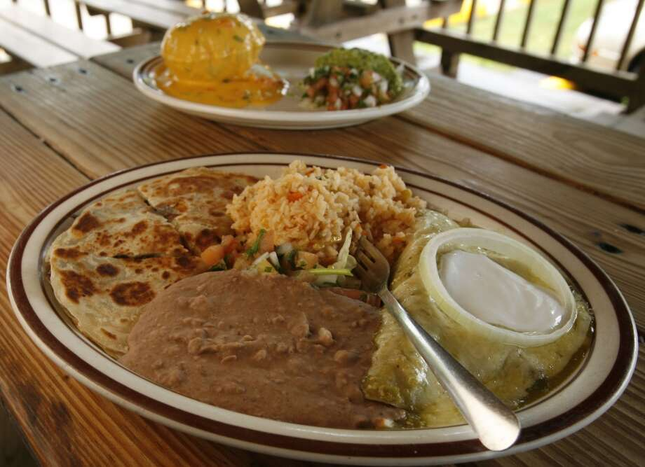Teotihuacan Mexican Cafe Photo: James Nielsen, Houston Chronicle