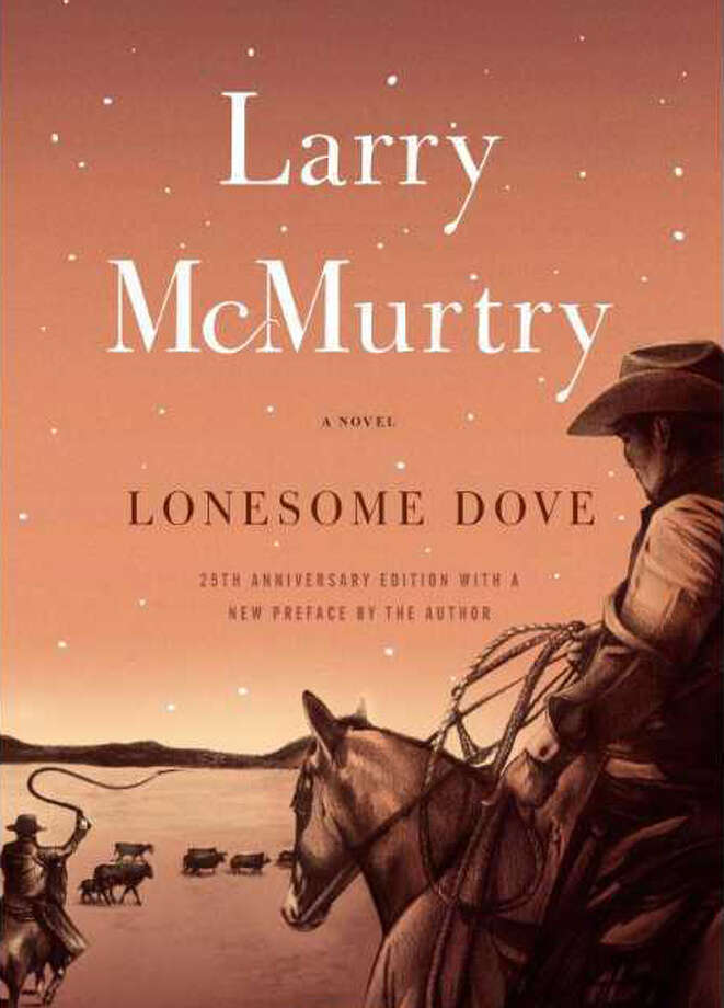 Lonesome Dove, generally regarded as the best novel by Larry McMurtry. Photo: Glenn Dromgoole