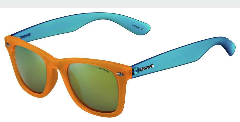 Polarized lenses, such as these from Polaroid, are favored by water-sports enthusiasts. Photo: PRNewsFoto / Safilo Group