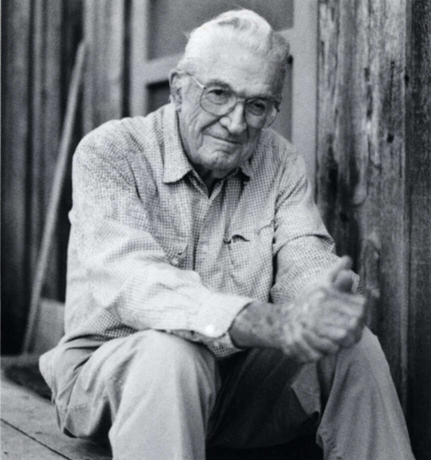 John Graves, a Texas writer whose book about a canoe trip down the Brazos River in the late 1950s, is regarded as a classic, died on July 30 at Hard Scrabble, his small farm outside Glen Rose Photo: Tom Graves, Knopf / handout
