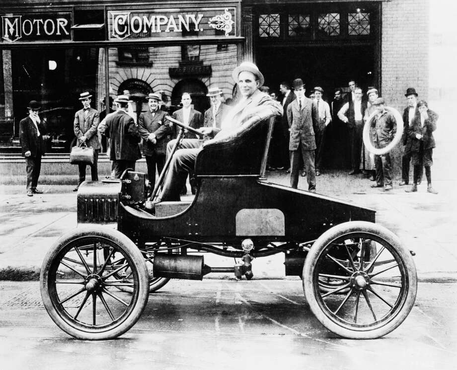 Ford Motor Company celebrated the 150th birthday this week of founder Henry Ford (seen here riding one of his early auto prototypes). So what better time to look at one of the greatest cars to ever come across his assembly line, the Ford Model T. Check out these pics featuring Model Ts as they looked fresh off the line (1909-1927) and see some of the enthusiasts who are bringing them back to their former glory. Photo: SuperStock, Getty Images/SuperStock RM