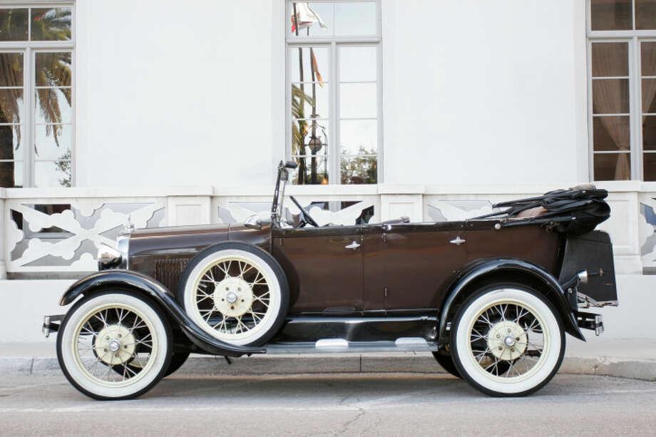 Vintage Auto Photo: Nick Tzolov, Getty Images / (c) Nick Tzolov