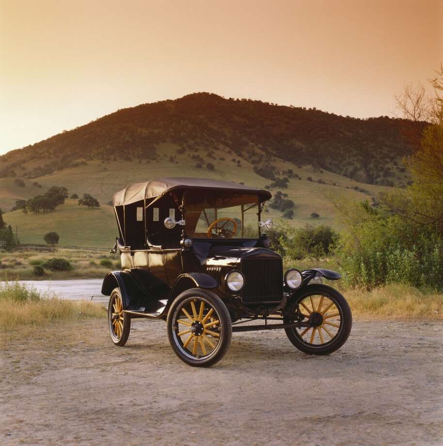 1919 Ford Model T Touring Photo: Car Culture, Getty Images/Car Culture