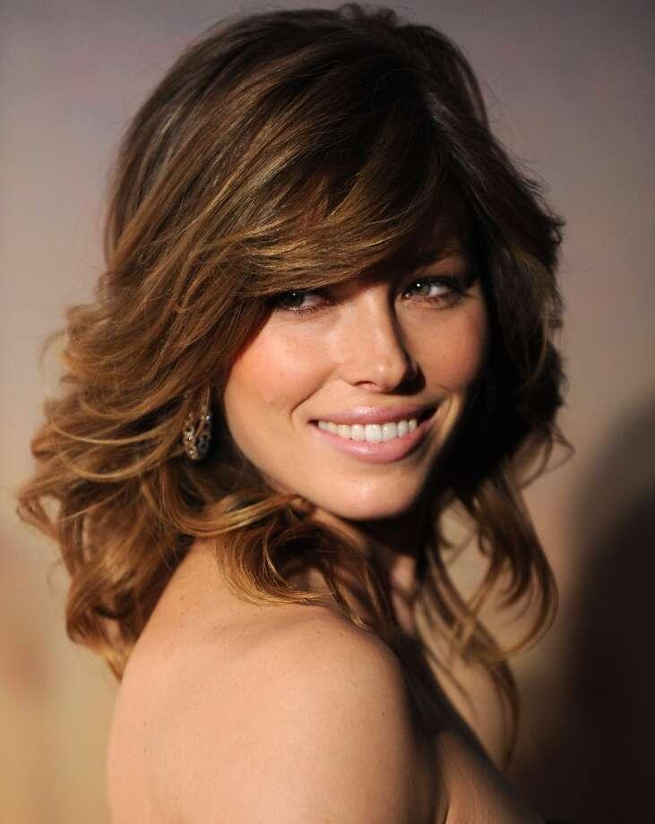 Jessica Biel in 2008. Photo: Evan Agostini, AP