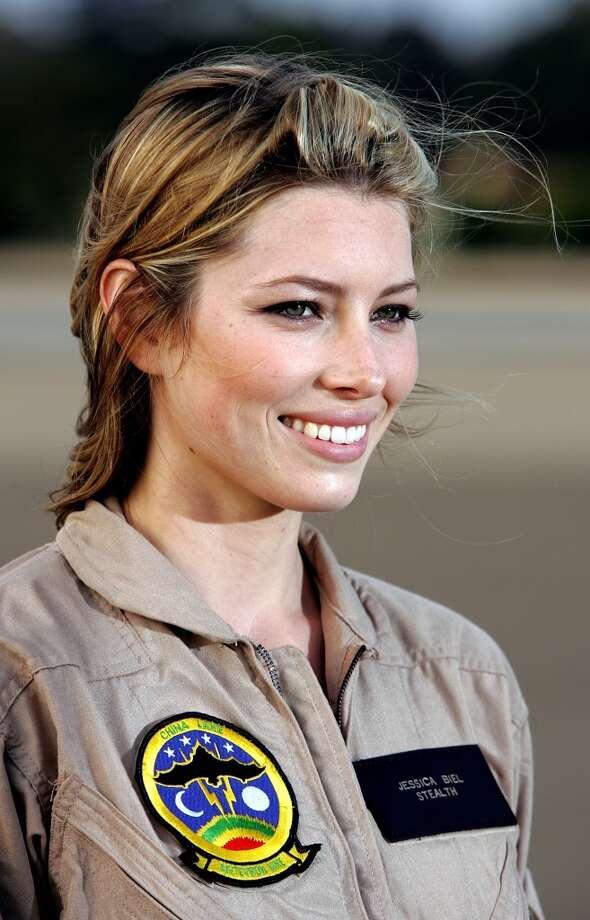 Jessica Biel in 2012. Photo: Mark Mainz, Getty Images