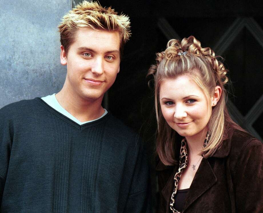 Lance Bass guest starred on the show in 2000. Photo: THE WB/PAUL MCCALLUM, TIME LIFE PHOTO LAB
