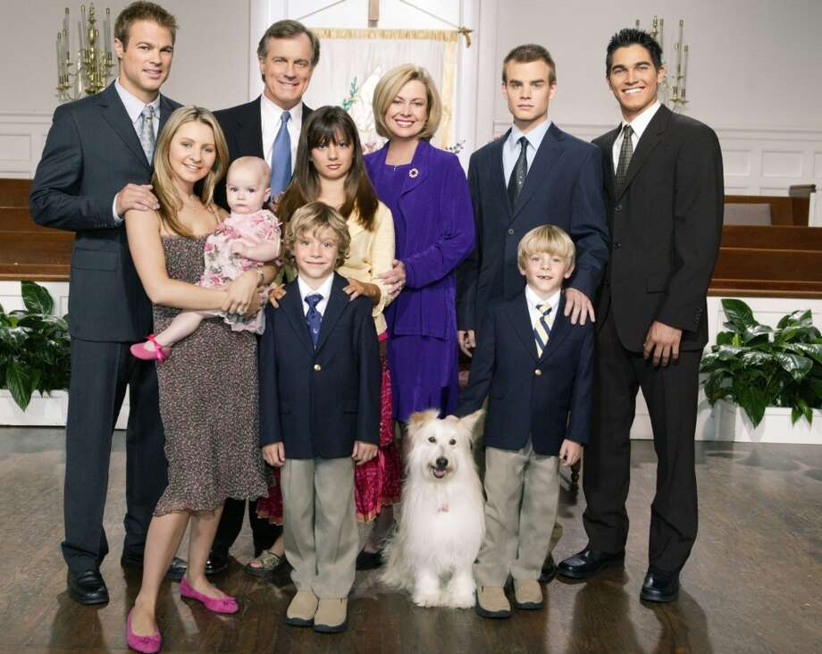 The cast of '7th Heaven.' Photo: PAUL MCCALLUM, AP