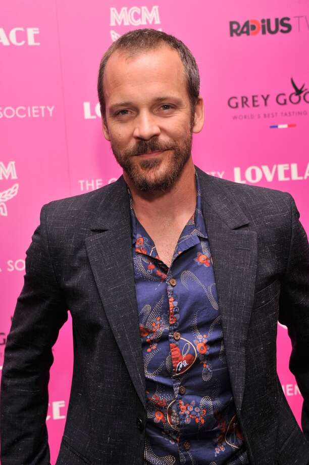 "Actor Peter Sarsgaard attends The Cinema Society and MCM with Grey Goose screening of Radius TWC's ""Lovelace"" at MoMA on July 30, 2013 in New York City.  (Photo by Stephen Lovekin/Getty Images) Photo: Stephen Lovekin, Getty Images"