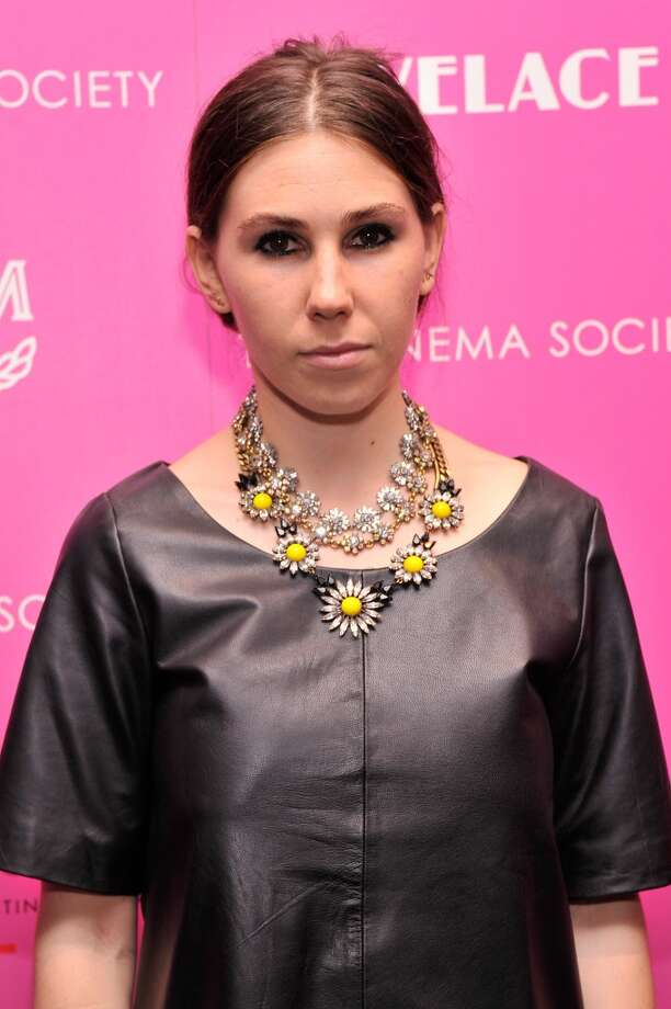 "Actress Zosia Mamet attends The Cinema Society and MCM with Grey Goose screening of Radius TWC's ""Lovelace"" at MoMA on July 30, 2013 in New York City.  (Photo by Stephen Lovekin/Getty Images) Photo: Stephen Lovekin, Getty Images"