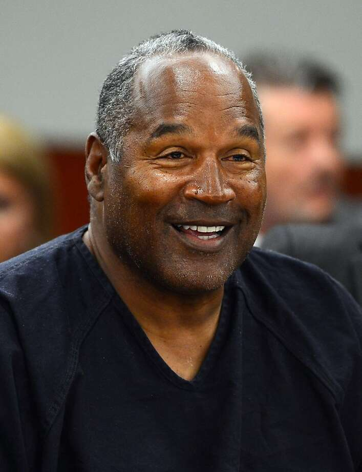 O.J. Simpson won parole on some convictions. Photo: Ethan Miller, Getty Images