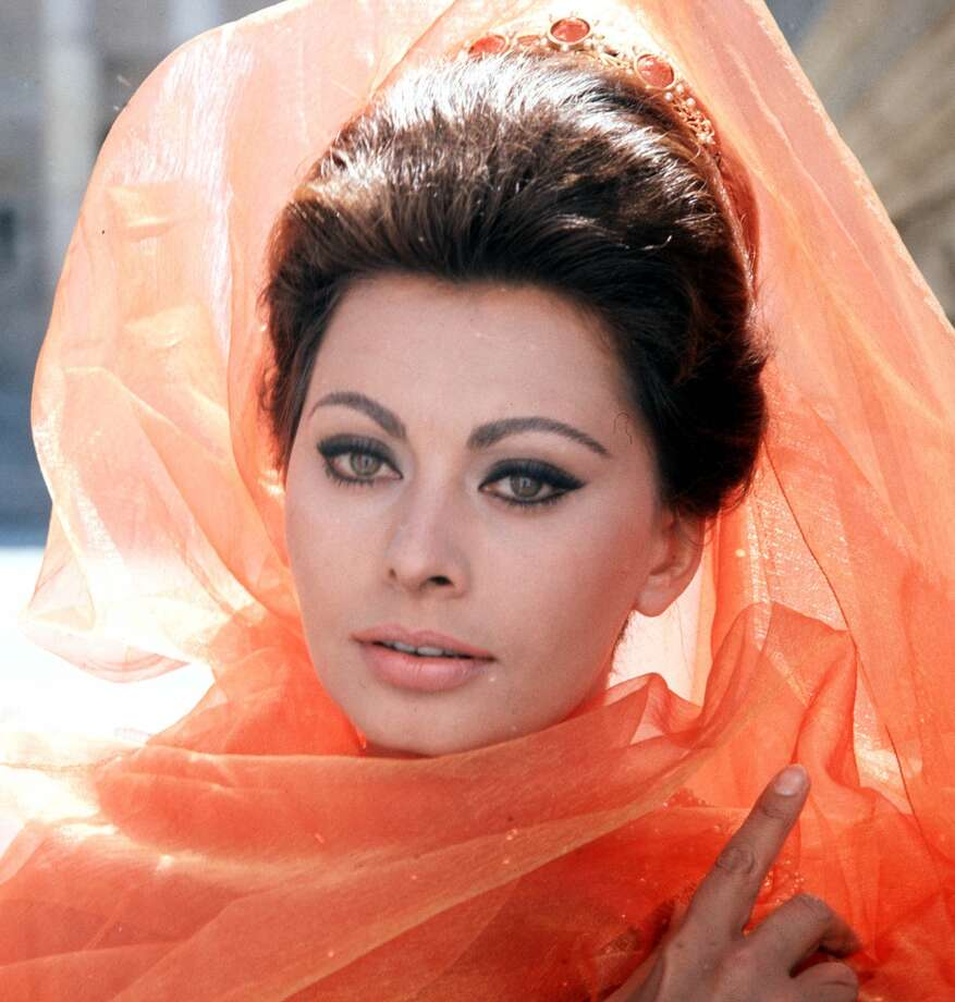 Sophia Loren has been a much-lauded beauty in her native Italy and beyond. Here she is in the 1960s. Photo: Popperfoto, Popperfoto/Getty Images