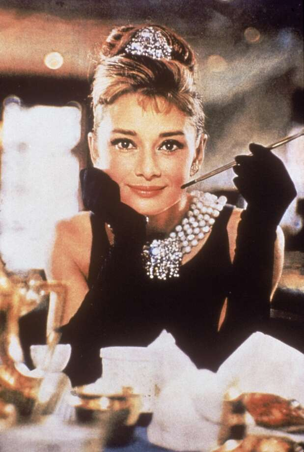 "Audrey Hepburn in her iconic role as Holly Golightly in ""Breakfast at Tiffany's."" ""Women 40 and over request Audrey Hepburn's nose very frequently; it's one of my most popular."" Dr. Miranda said. Photo: Paramount Pictures, Getty Images"