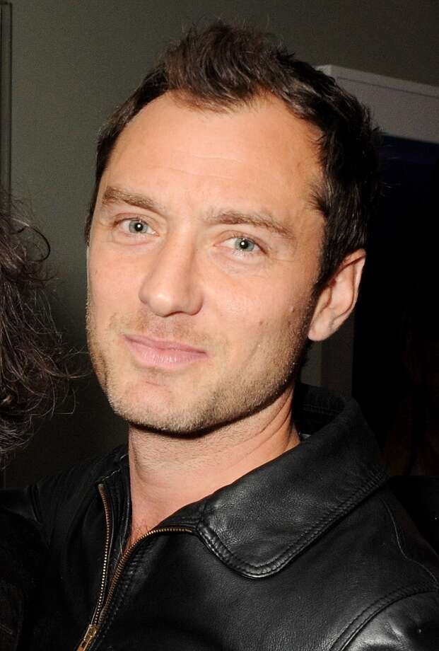 "Jude Law's nose is among the most popular requested by men. ""It's perfect with his cheekbones and the curl it gives the upper lip is especially popular."" according to Dr. Miranda. Photo: Dave M. Benett, Getty Images"