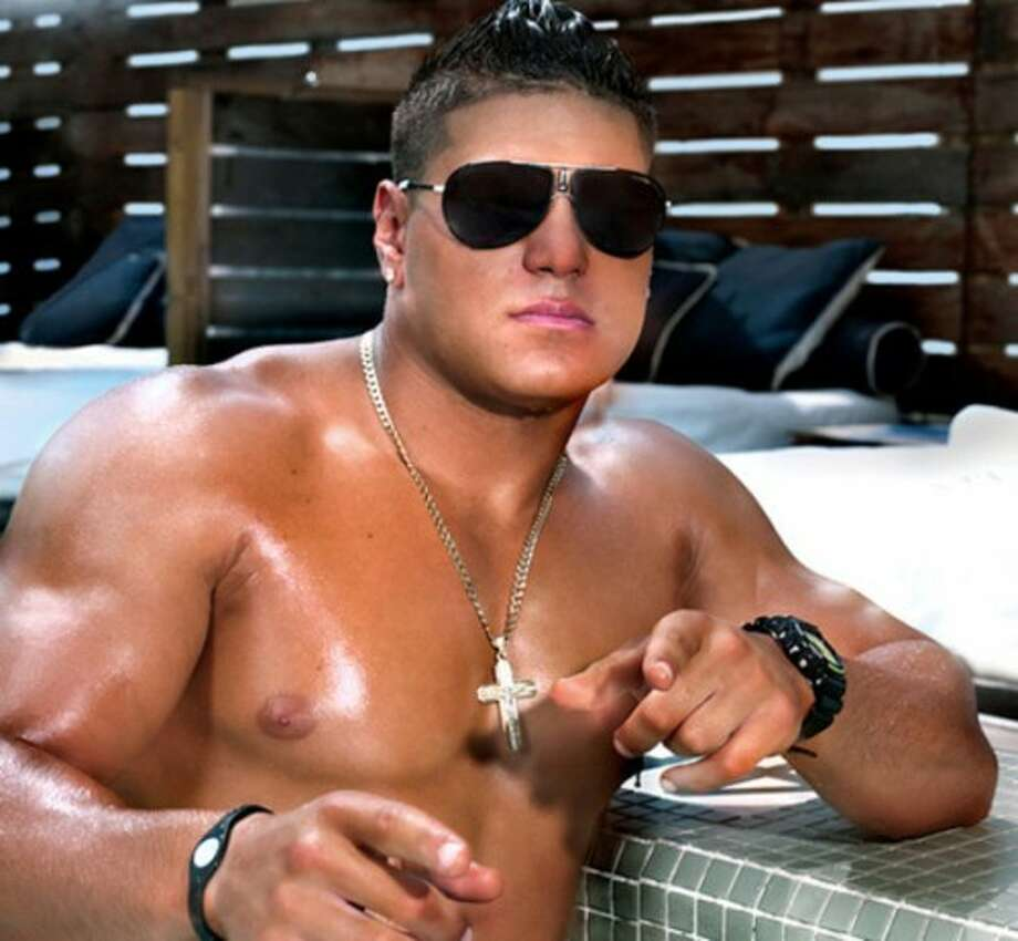 "And Ronnie Ortiz-Magro from ""Jersey Shore"" pled guilty to third-degree aggravated assault after a fight on the Seaside Heights  boardwalk in 2009. Photo: MTV"