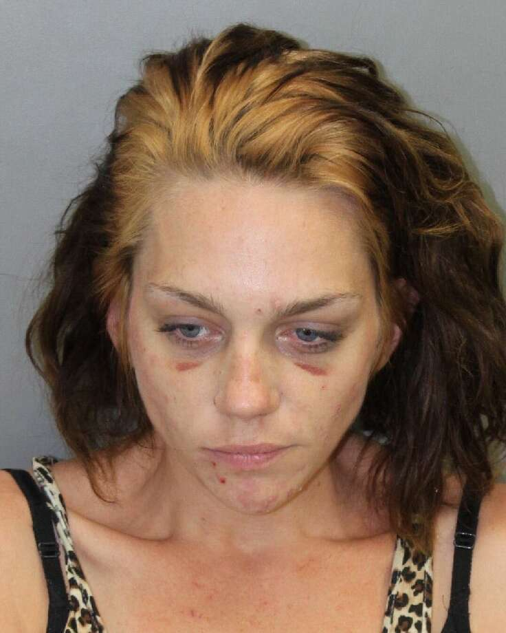 "Renee Alway came in third place on the 8th cycle of ""America's Next Top Model,"" and was recently arrested  for investigation of burglary, fraud, narcotics possession, committing a felony while on bail and other charges after she was found armed in a garage whose residents were out of the country."