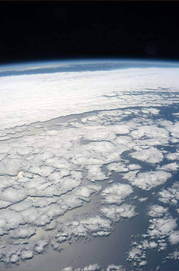 Simply Earth July 31 Nyberg Photo: Karen Nyberg, International Space Station