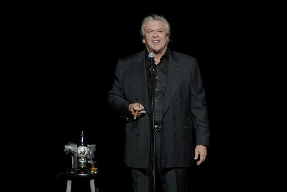 Comic Ron White has been performing in San Antonio for 26 years.