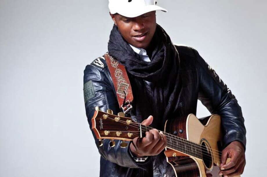 "Stratford native Javier Colon, the winner of NBC's first season of ""The Voice"" in 2011, is expected to be the main entertainment at the ShakesBeer Festival Aug. 17 in Stratford. Photo: Contributed Photo"