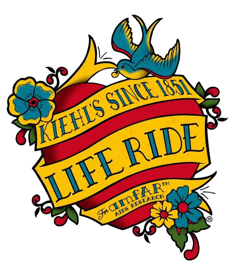 Kiehl's in Lower Pacific Heights hosts West Coast motorcycle trek LifeRide to raise funds for amfAR August 5. Photo: LifeRide